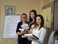 Модераторите на празника: Радка Желева, Силвена Петрова и Елена Вълканова