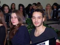 Наградените участници в конкурса