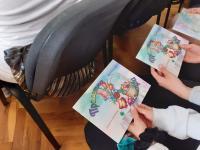 Малките читатели получиха лични подаръци от издателството