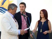 Председателят на журито: проф. Боян Биолчев
