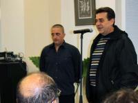 Динко Динков със своя издател