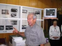 Председателят на читалището - г-н Яни Караджов