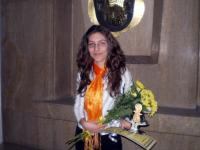 "Александрина Георгиева - удостоена с ""Еквалибриум"" за 2009 г."