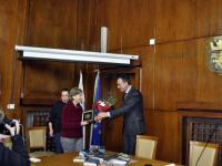 """Носител на плакета """"Христо Фотев"""" стана Милка Стоянова за книгата й """"Крайбрежна поема"""""""