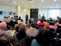 Роза Боянова представи авторите и техните нови поетични книги