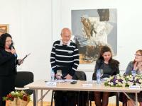 Проф. д-р Николай Даскалов разказа историята на преводача – българинът Атанас Ванчев Дьо Траси, който от 1966 година живее във Париж