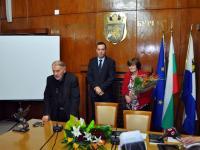 С награда за цялостно творчество си тръгна доайенът на бургаските писатели Атанас Радойнов
