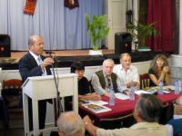 Кметът на Община Приморско д-р Димитър Германов поздравява всички новопаничарци с новата летописна книга