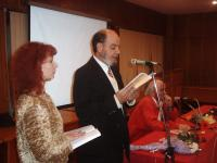 "На премиерата на книгата ""Слънчеград"" на Борис Бухчев"