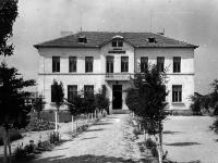 "Старото училище ""Н. Й. Вапцаров"", построено 1912 г."