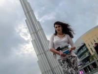 """Авторката на """"Полети и пристани"""" в Дубай"""