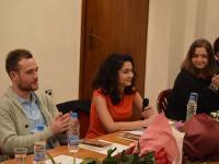 Таня Мир разказа пред читателите какво я е вдъхновило да напише повестта
