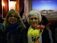 Редакторът на книгата - Катя Костадинова, с авторката