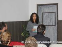 """Таня Мир за книгата на Златка Христова и за позабравените тракийски легенди, снимка """"Сунгурларе онлайн"""""""