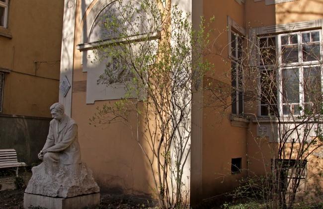 Къща-музей на Яворов в София
