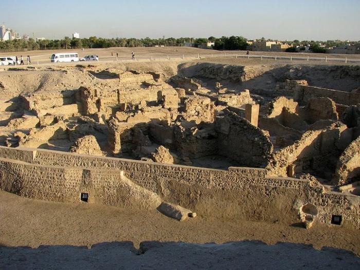 Кала ал Бахрейн – древно пристанище и столица на Дилмун