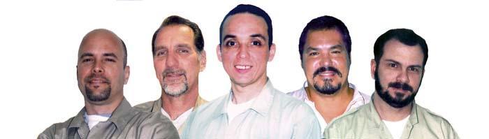 Петимата кубински разузнавачи