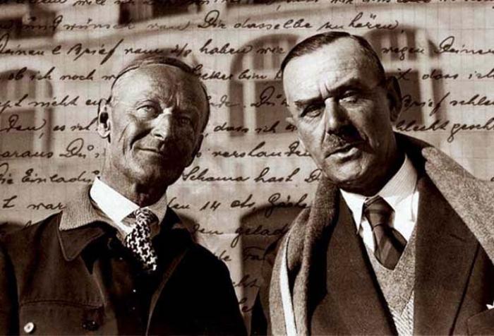 Творческа рецепция на Томас Ман и Херман Хесе в България (снимка: www.pismenica.rs)