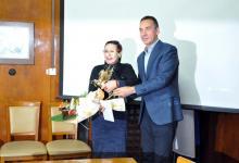 "Писателката Керана Ангелова стана носител на Националната награда статуетка ""Златен Пегас"""